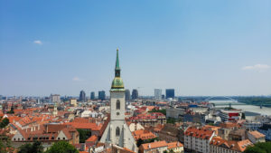 Rise evangelical churches Europe countries France