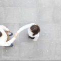 EARS - People shaking hands