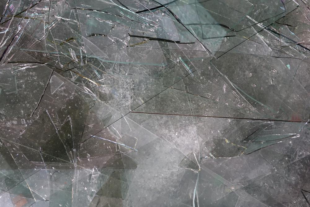 EARS - Broken glass Kristallnacht