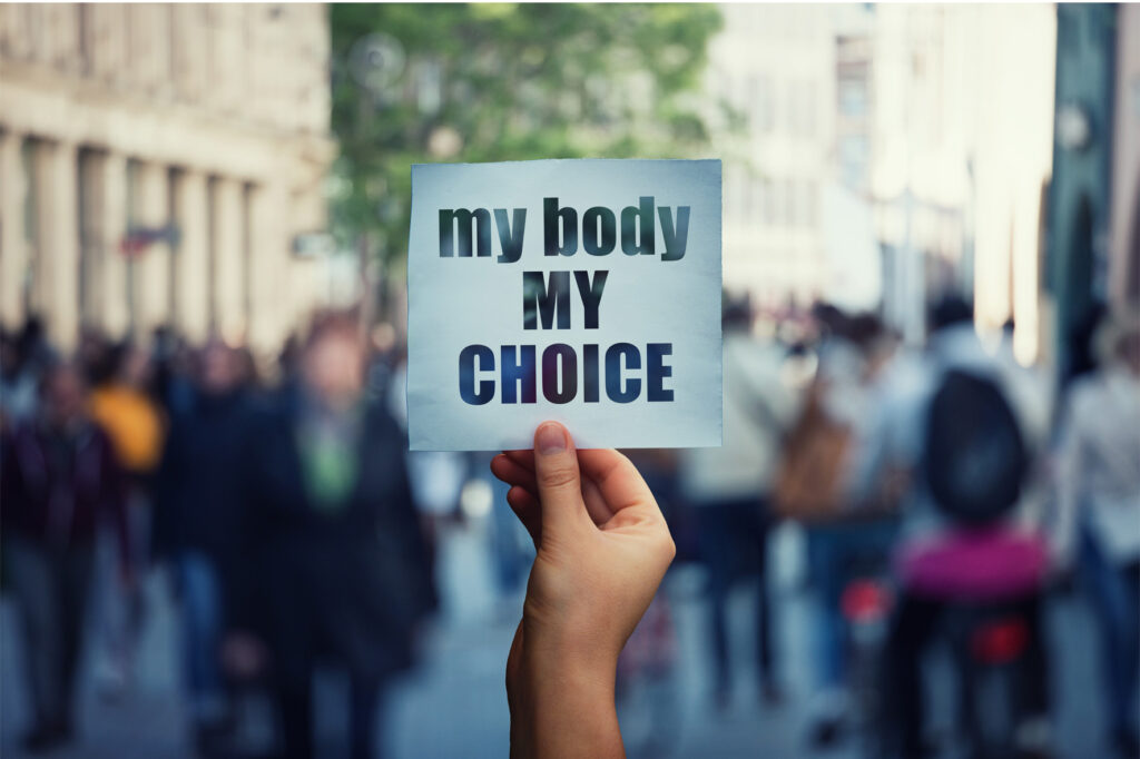 EARS - My body my choice