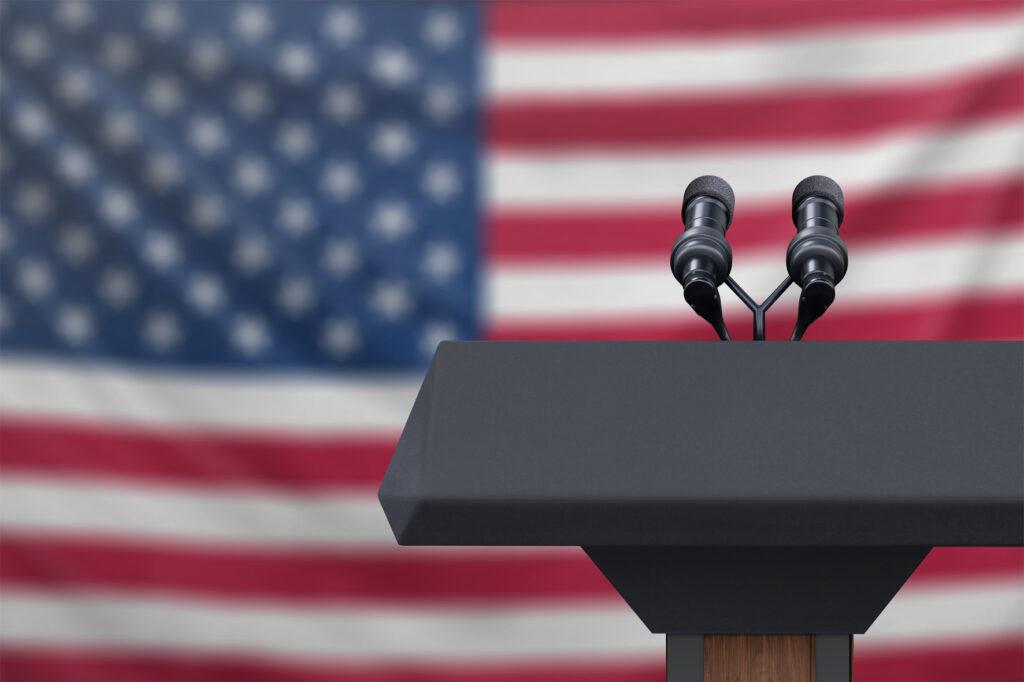 EARS - Inaugural speech