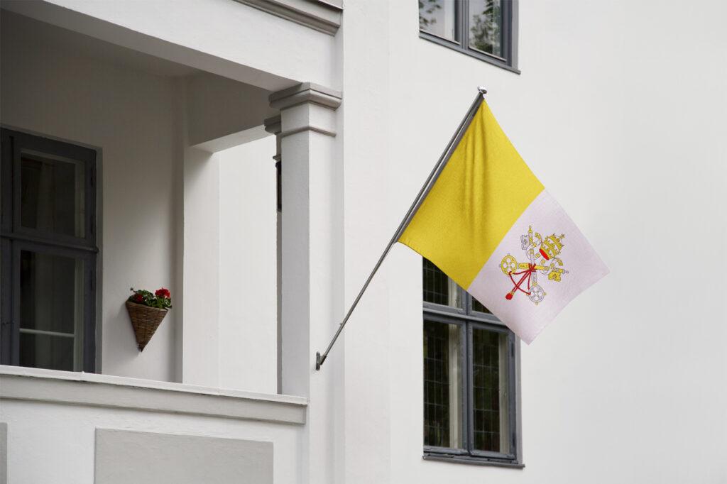 EARS - Vatican flag