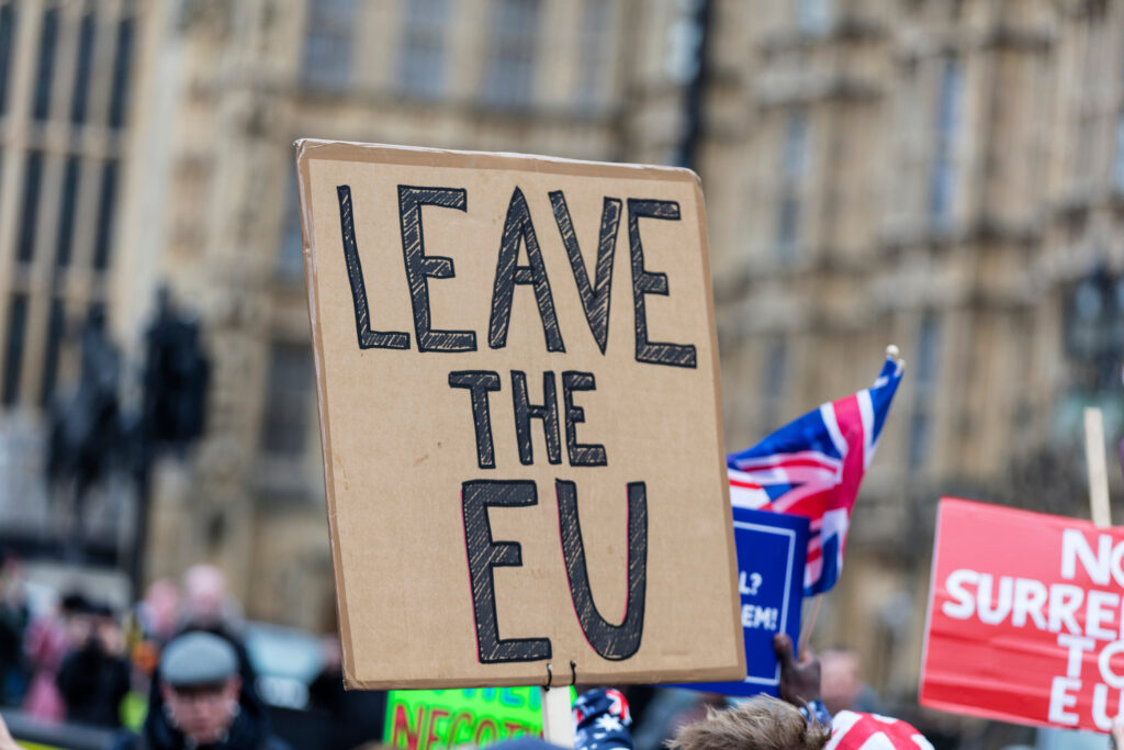 Is the Brexit Movement a Religion?