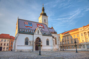 The rule of Croatian nationalism and Roman Catholicism