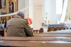Spirituality Christian religion church to battle mental illness