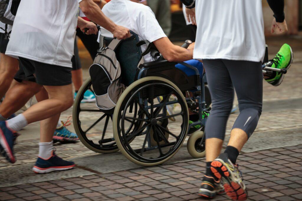 Religions disabilities