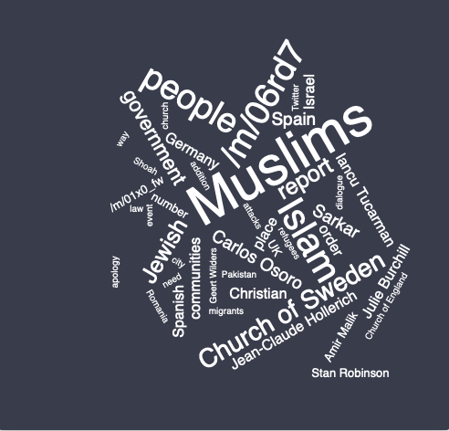 Insights dashboard religion ethnicity